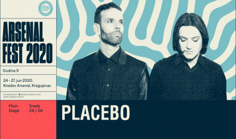 ARSENAL FEST 10 - Placebo